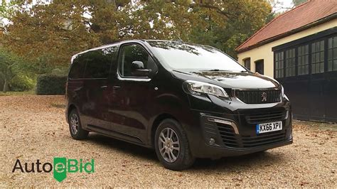 Peugeot Traveller 2016 Review Autoebid