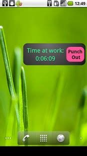 my work clock android apps on google play