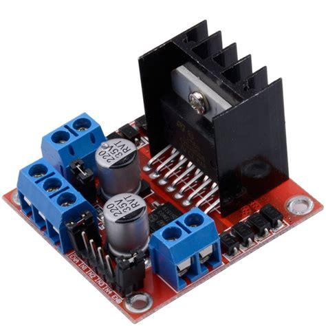 Arduino Motor Driver Shield L293d H Bridge Motor Dc Stepper Driver arduino uno l298n vs motor shield r3 arduino stack