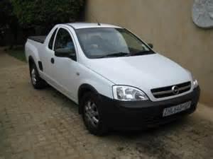 Opel Bakkie Opel Corsa Bakkie For Sale In Krugersdorp Gauteng
