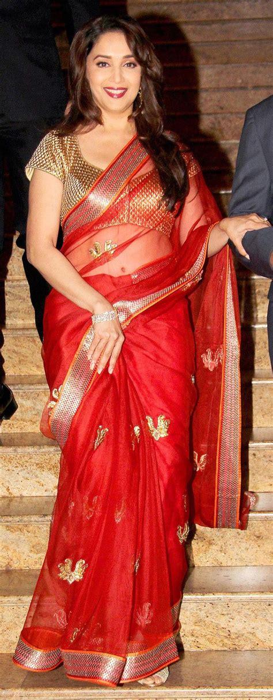 madhuri ki images in saree 12 best madhuri dixit bridal look images on pinterest