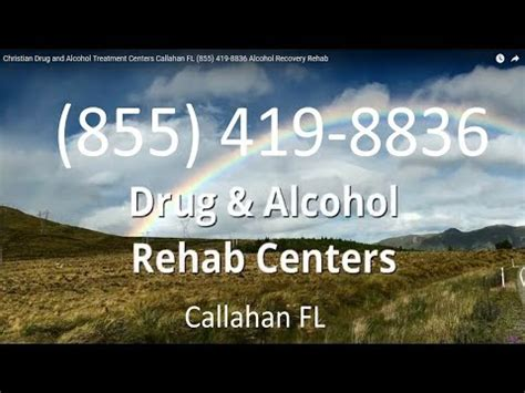 Christian Detox Centers Florida by Christian And Treatment Centers Callahan Fl