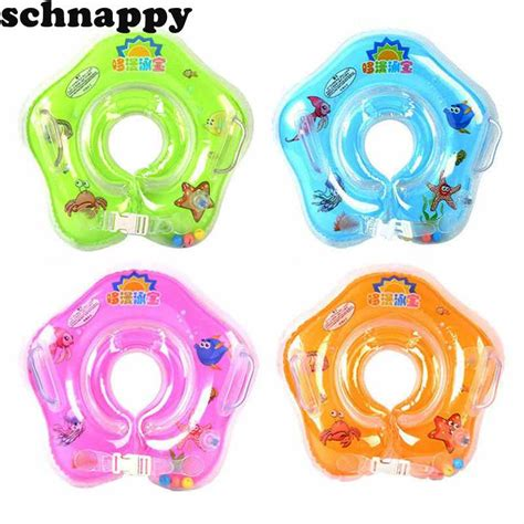 Neck Ring Baby swimming accessories swim neck ring baby
