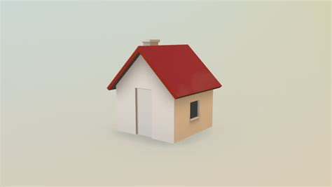 house animated animated words real estate quot with small roof house on
