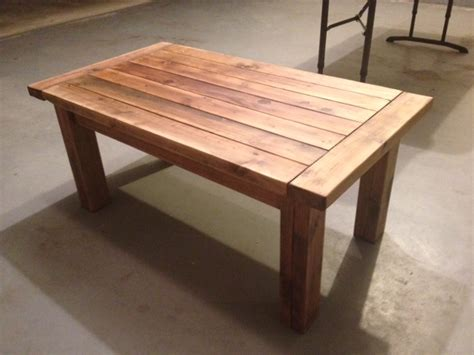 2x4 Coffee Table White Tryde Coffee Table Diy Projects