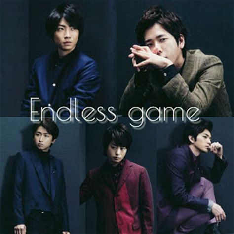 judul lagu film endless love kutipan lirik lagu jepang arashi endless game island