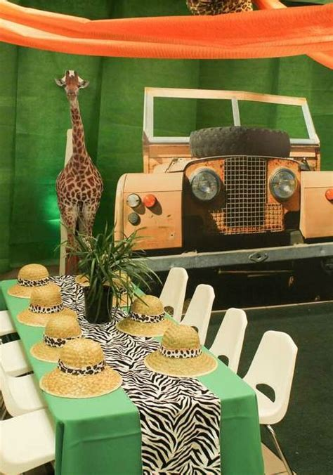 jungle theme birthday decoration ideas 25 best ideas about safari decorations on