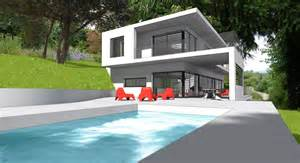 maison d architecte contemporaine 224 villette d anthon