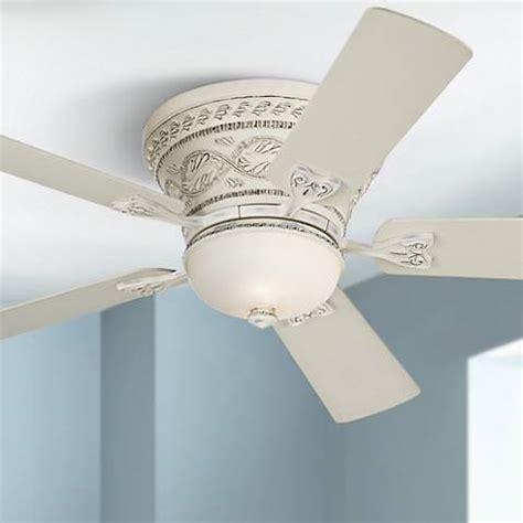 casa vieja ceiling fans 52 quot casa vieja ancestry white hugger ceiling fan r9715