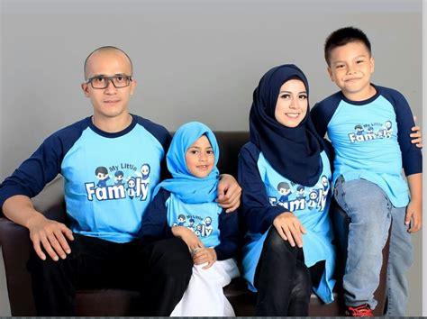 Kaos Ayah Terbaik harga baju keluarga murah my family untuk