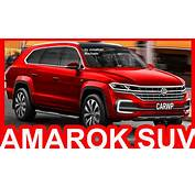 4K PHOTOSHOP New 2018 Volkswagen Amarok SUV AMAROK  YouTube