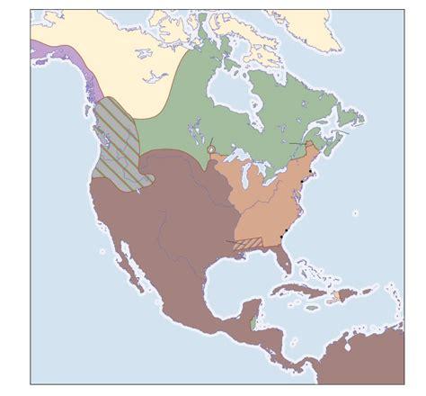 america map in 1783 studyspace america a narrative history seventh ed
