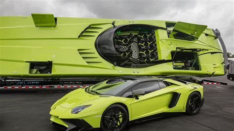 Lamborghini Top Speed Mph Lamborghini Aventador Veloce Is A One