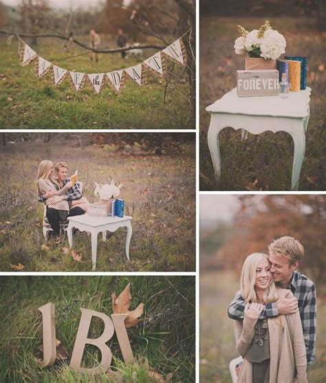 themes for outdoor photo shoots 12 outdoor engagement photo shoot ideas images country