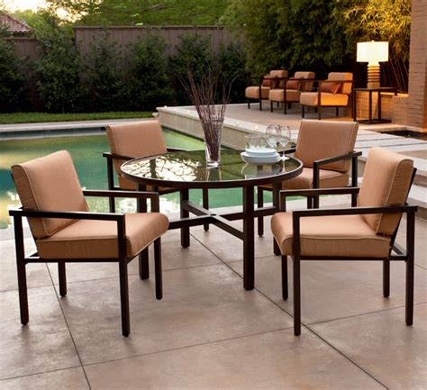 Outdoor Patio Dining Furniture Patio Dinning Sets Patio Design Ideas