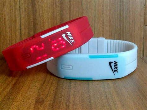 Jam Led Nike jual nike led jam tangan gelang nike savana care