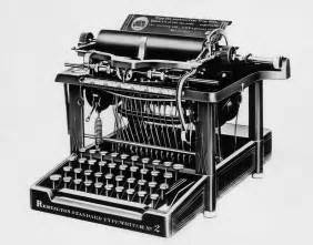 The first remington typewriter source imagesfineartamerica com