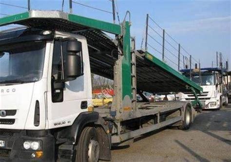 camions porte voitures en belgique pays bas