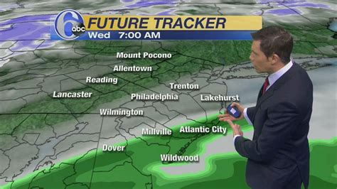 stormtracker 6 philadelphia weather news 6abc accuweather and stormtracker 6 live double scan