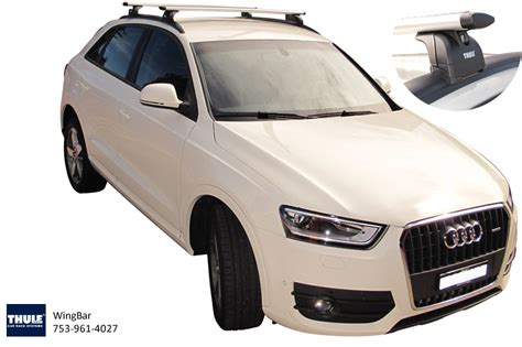 Audi Roof Rack by Audi Q3 Roof Rack Sydney