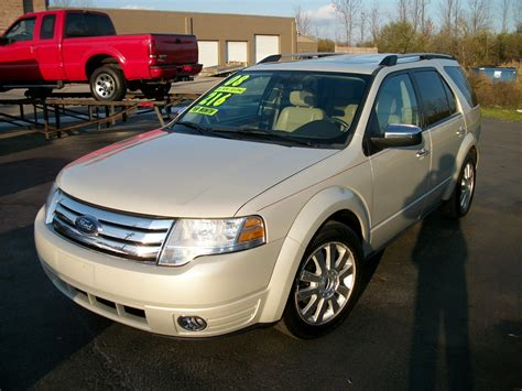 how does cars work 2008 ford taurus x auto manual 2008 ford taurus x pictures cargurus