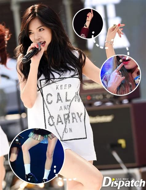 hyuna tattoo news quot that s why people say kim hyuna 5 techniques of