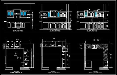 kitchen design autocad l shape modular kitchen design plan n design