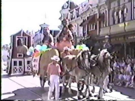 disneyland state fair parade 1988 | doovi