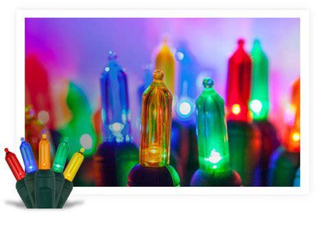 colored string lights colored string lights yard envy