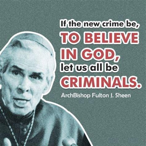 sheen quotes bishop fulton j sheen quotes quotesgram