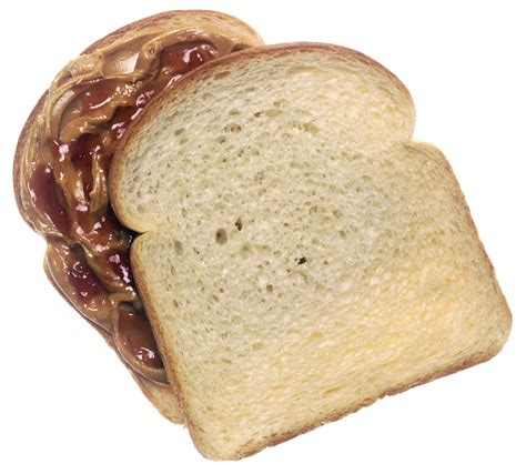 best slice of fitxer peanut butter and jelly sandwich top slice of