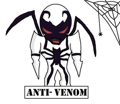 chibi anti venom by theubermanof11 on newgrounds