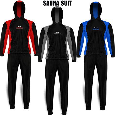 Sweat Suit Sauna heavy duty sweat suit sauna exercise suit fitness