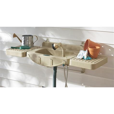 diy outdoor sink station outdoor sink interiors outdoor sink station idea diy