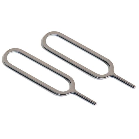 Sim Card Tray Remover Eject Colokan Sim Card 10pcs 2 x sim card tray eject tool pin iphone 3g 3gs 4 ebay