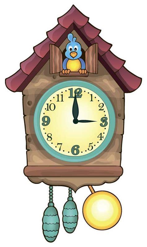 cartoons clock themes cartoon clock baby design vector 04 vector cartoon free