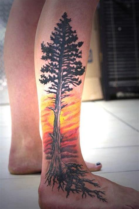 nature pattern tattoo 40 lovely nature tattoo designs
