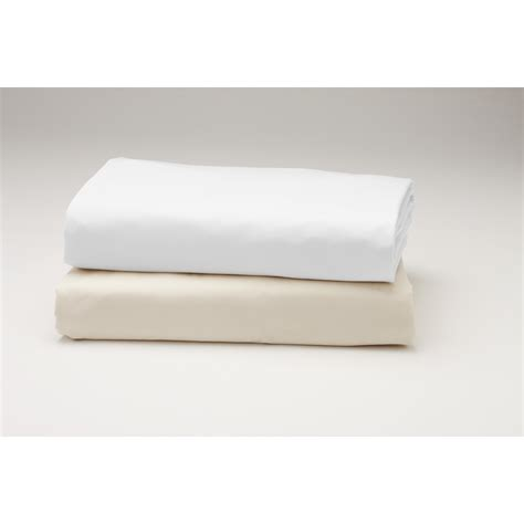bed sheet thread count coyuchi percale 220 thread count cotton fitted sheet wayfair