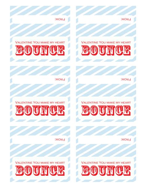 bouncy printables you make my bounce lemons and letterpress
