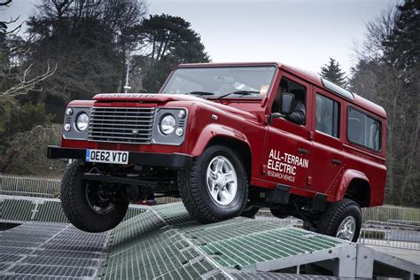 Boat A Home by Land Rover Defender Production To End In 2015 Digital