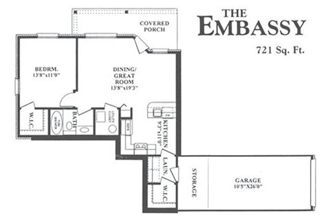 embassy floor plan the enclave amenities floorplans aragona properties