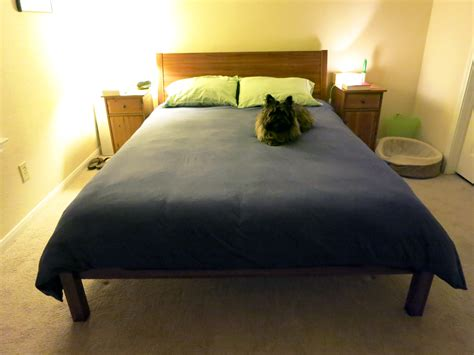 ikea futon frame tuft needle s 10 mattress a review and a new ikea bed
