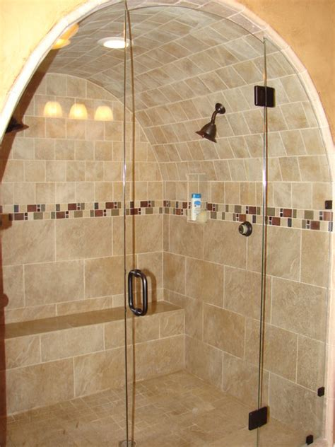 Cave Shower by The Cave Shower Traditional Bathroom Dallas By