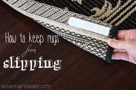 how to keep rug from moving on carpet how to keep rugs from slipping ask
