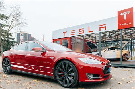 Tesla Motor Corp Les Voitures 100 Autonomes Sont D 233 J 224 Une R 233 Alit 233 Chez