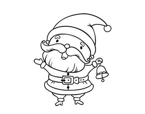 dibujos f 225 ciles de santa claus imagenes de santa claus dibujo de santa para colorear dibujos de navidad para