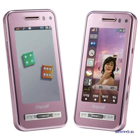 touch screen mobile phones laptops samsung touch screen mobile phone 2011