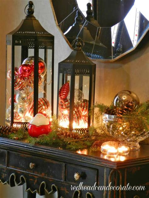 how to decorate christmas lanterns diy lanterns ideas to brighten up your home