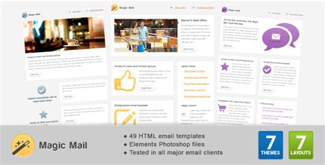 html email themes best email templates on themeforest for 2012
