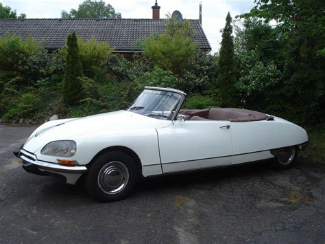 Citroen Ds Cabriolet by Citro 235 N Ds 21 Usine 1970 Kaufen Classic Trader